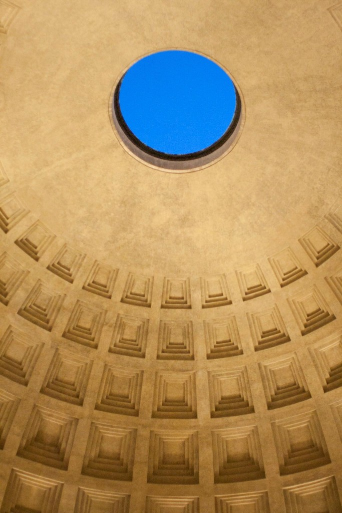 Pantheon Oculo sommitale Roma, VIII https://commons.wikimedia.org
